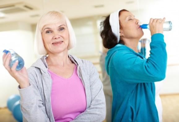 Hidratação em idosos 2
